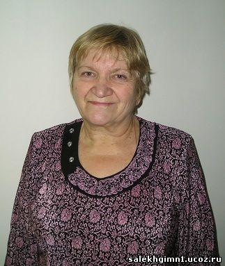 Корбут Нина Игоревна